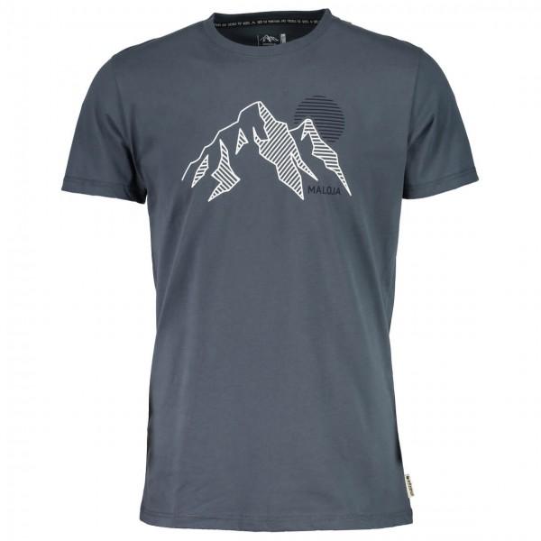 Maloja - ReitbachM.Snow - T-Shirt