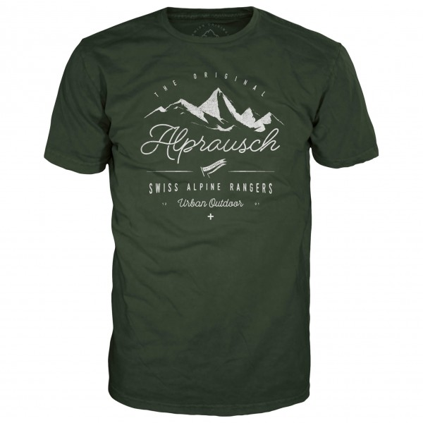 Alprausch - Berg-Ranger T-Shirt - Camiseta de manga corta