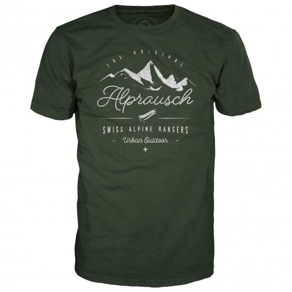 Alprausch - Berg-Ranger T-Shirt - T-shirt