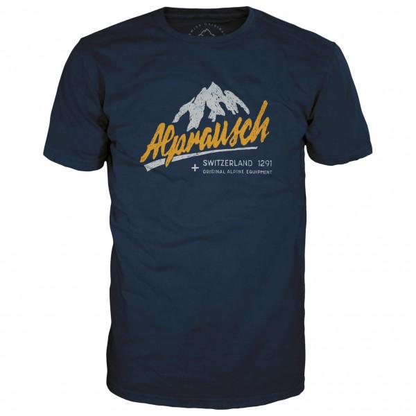 Alprausch - Berg-Rusch T-Shirt - T-Shirt