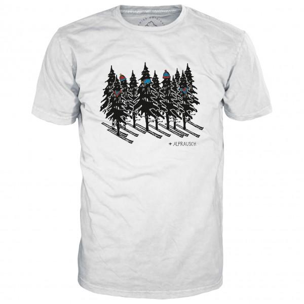 Alprausch - Ski-Tanne T-Shirt - T-shirt