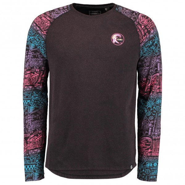 O'Neill - Heritage Printed L/S Top - Longsleeve