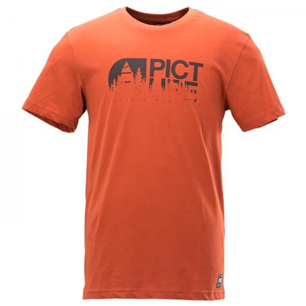 Picture - Basement Forest T-Shirt - T-paidat