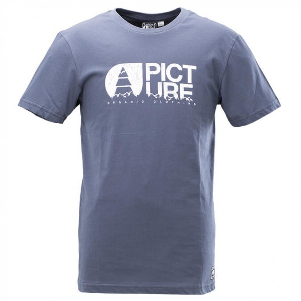 Picture - Basement Topo T-Shirt - T-shirt