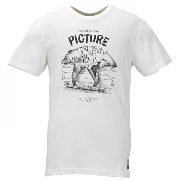 Picture - Sleepin Bear T-Shirt - T-shirt