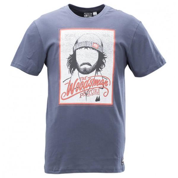 Picture - Woodsman T-Shirt - T-shirt