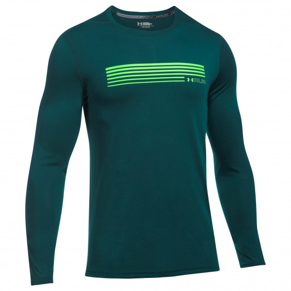 Under Armour - Run Graphic L/S - Camiseta de manga larga