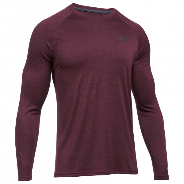 Under Armour - Tech L/S Novelty Tee - Longsleeve