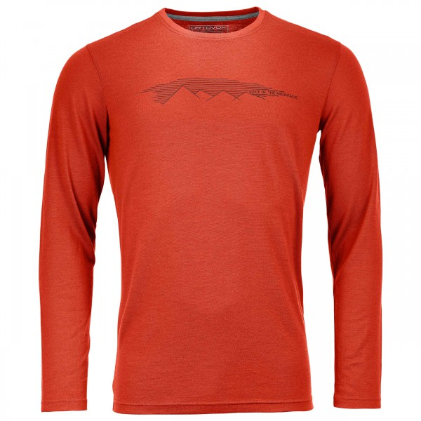 Ortovox - 185 Mountain Long Sleeve - Longsleeve