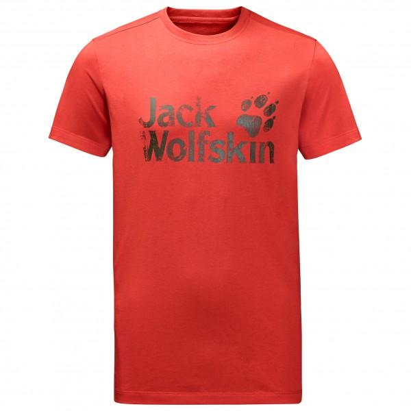 Jack Wolfskin - Brand T-Shirt - T-skjorte
