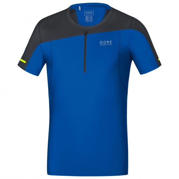 GORE Running Wear - Fusion Zip Shirt - Laufshirt