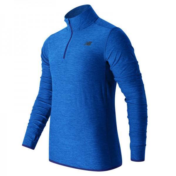 New Balance - N Transit Qtr Zip - Joggingshirt