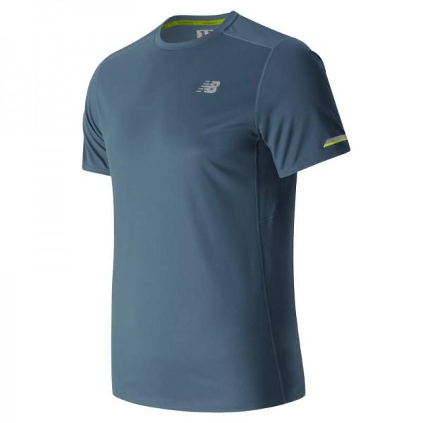 New Balance - NB Ice S/S - Running shirt