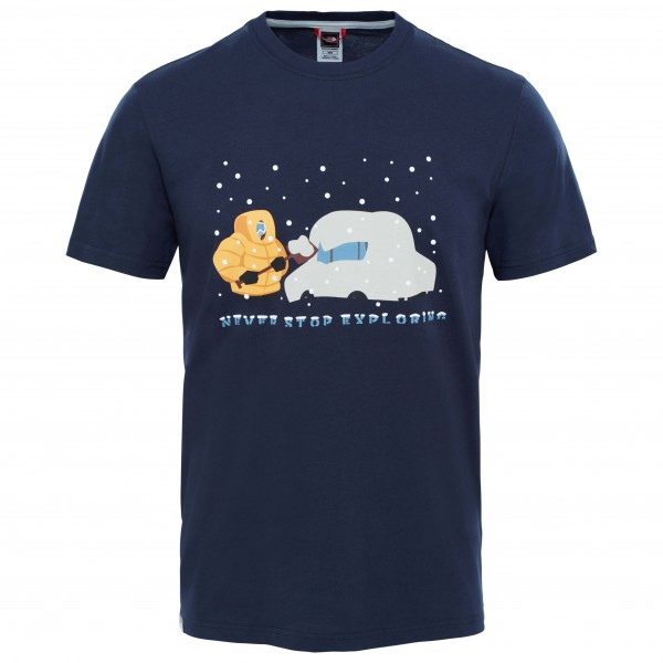 The North Face - S/S Never Stop Exploring Series Tee - T-shirt