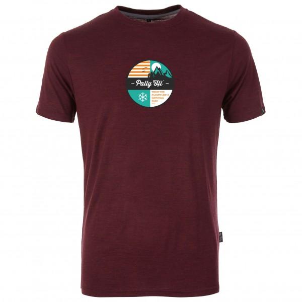 Pally'Hi - T-Shirt National Park - T-paidat