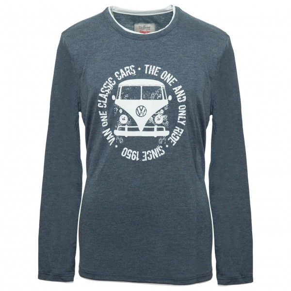 Van One - Bulli Face Used VW Bulli - Longsleeve