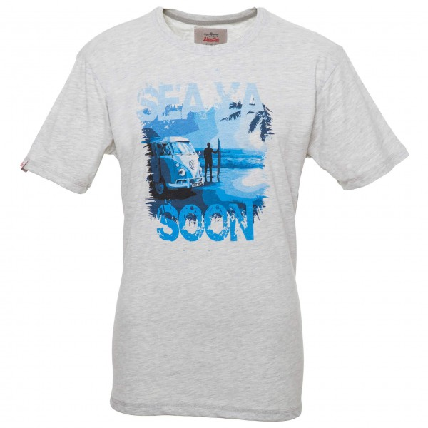 Van One - Sea Ya Soon VW Bulli - T-Shirt
