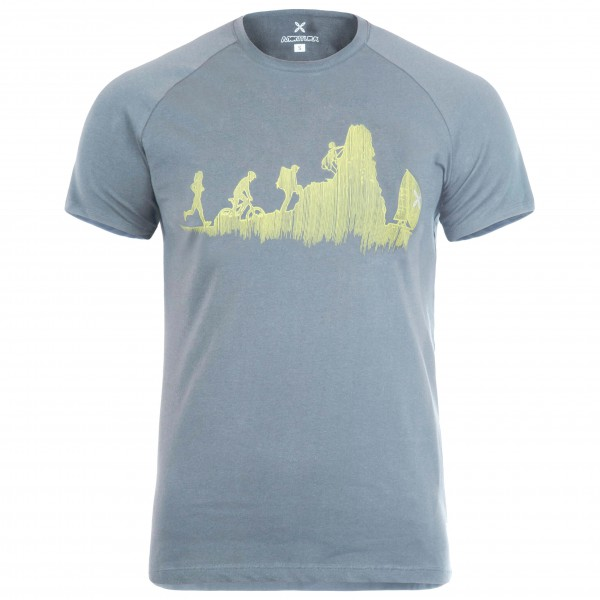 Montura - Sporty T-Shirt - T-paidat