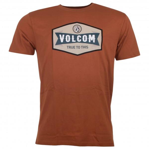 Volcom - Budy BSC S/S - Camiseta de manga corta