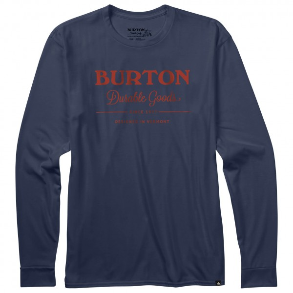Burton - Durable Goods L/S T-Shirt - Longsleeve