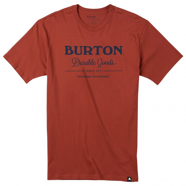 Burton - Durable Goods S/S T-Shirt - T-shirt