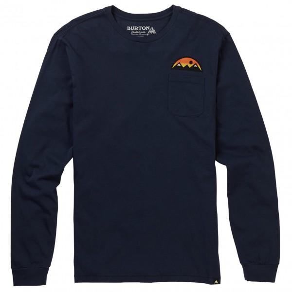 Burton - Fowler L/S T-Shirt - Camiseta de manga larga