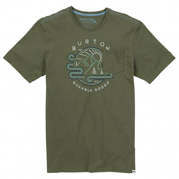 Burton - Grange S/S T-Shirt - T-shirt