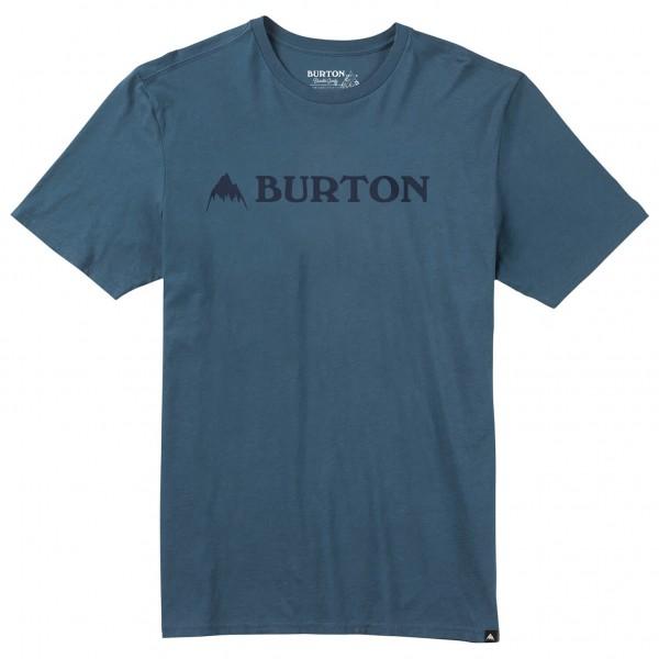 Burton - Mountain Horizontal S/S T-Shirt - T-paidat