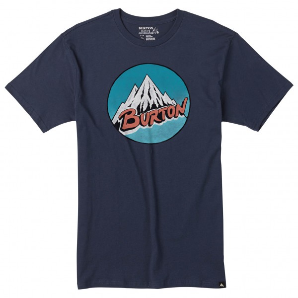 Burton - Retro Mountain S/S T-Shirt - T-Shirt