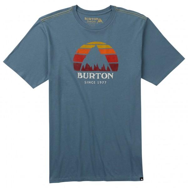 Burton - Underhill Logo S/S T-Shirt - T-paidat