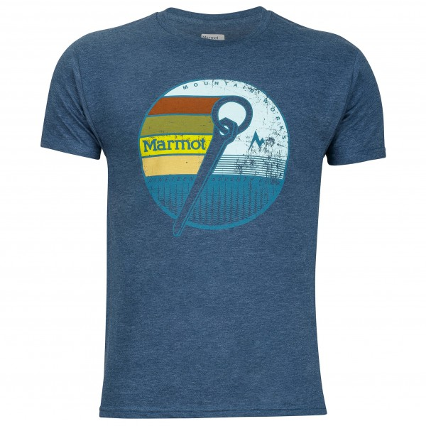 Marmot - Rock Tee S/S - T-skjorte