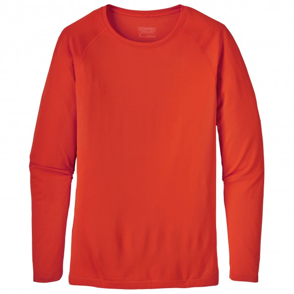 Patagonia - L/S Slope Runner Shirt - Løbeshirt