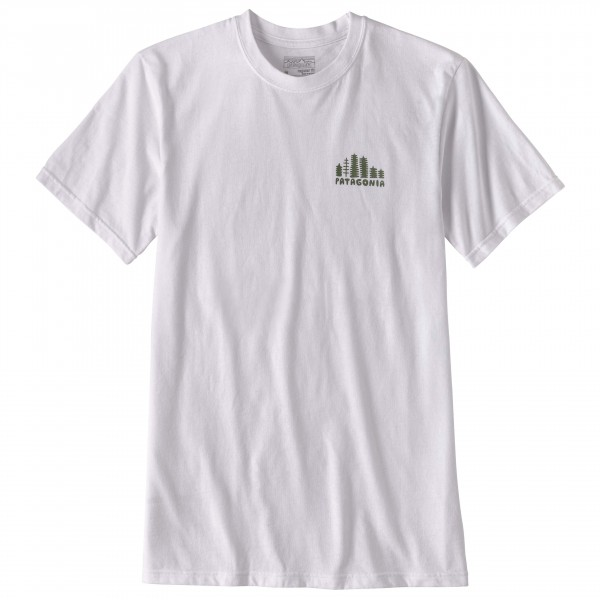Patagonia - Rainforest Fed Cotton/Poly Responsibili-Tee - T-paidat