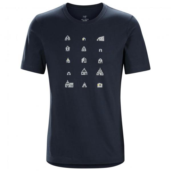Arc'teryx - Hut S/S - T-Shirt
