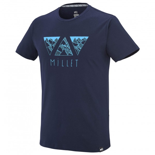 Millet - Triangle Mountains T-Shirt S/S - T-skjorte