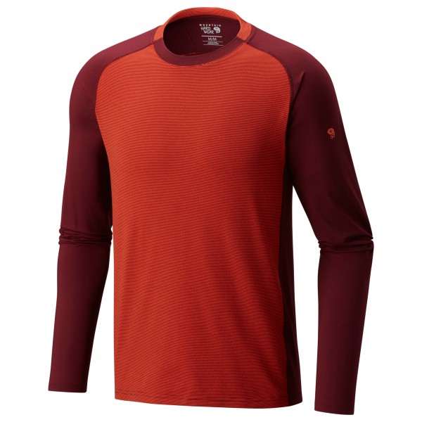 Mountain Hardwear - Butterman Crew - Funktionsshirt
