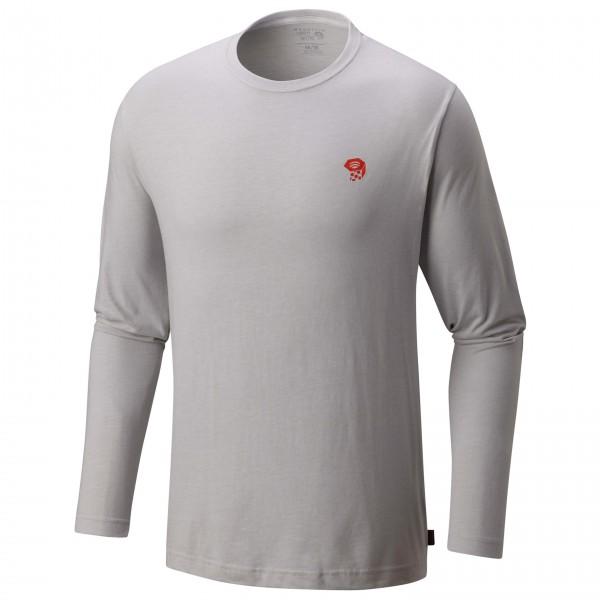 Mountain Hardwear - MHW Logo Graphic Long Sleeve Tee - Longsleeve