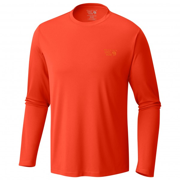 Mountain Hardwear - Wicked Long Sleeve Tee - Sportshirt