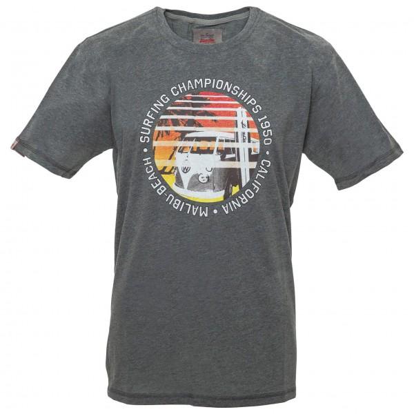 Van One - Malibu Beach VW Bulli - T-shirt