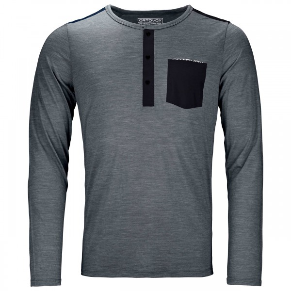 Ortovox - 120 Cool Tec Long Sleeve - Camiseta de manga larga