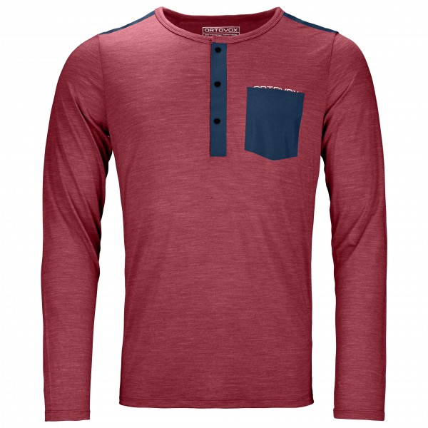 Ortovox - 120 Cool Tec Long Sleeve - Longsleeve