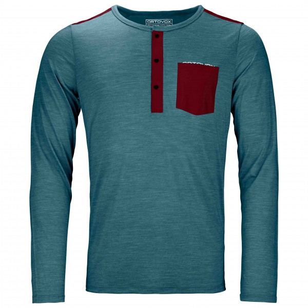 Ortovox - 120 Cool Tec Long Sleeve - Manches longues