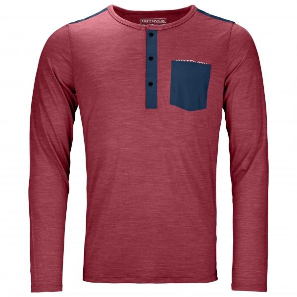 Ortovox - 120 Cool Tec Long Sleeve - Camiseta de manga larga