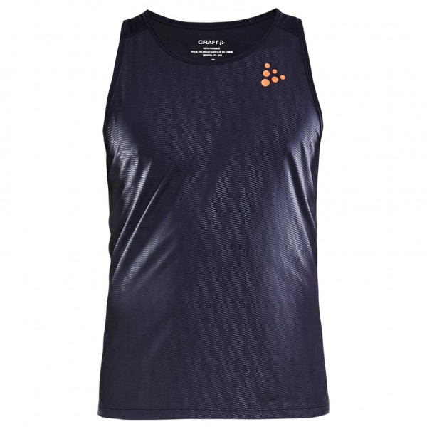 Craft - Shade Singlet - Running shirt