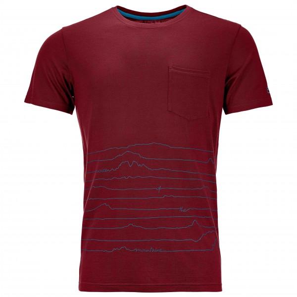 Ortovox - 150 Cool Voice T-Shirt - T-skjorte