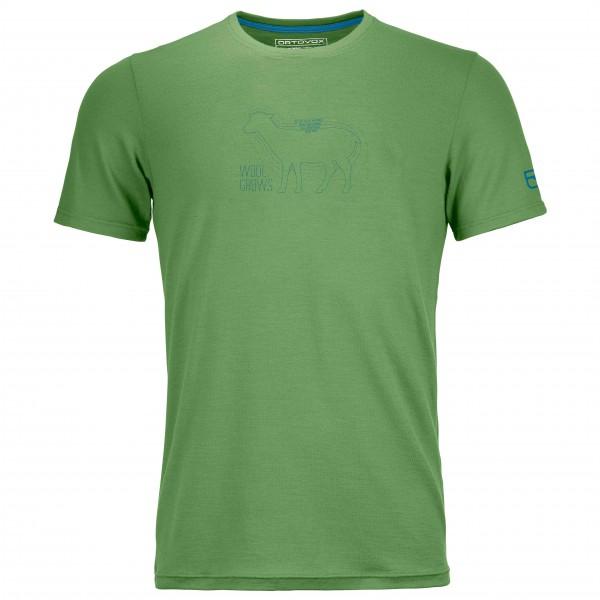Ortovox - 150 Cool Wool Grows T-Shirt - T-shirt