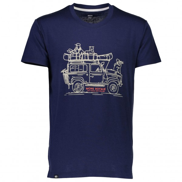 Mons Royale - Primo T Landy - T-Shirt
