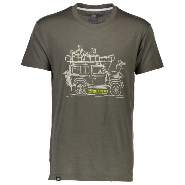 Mons Royale - Primo T Landy - T-shirt