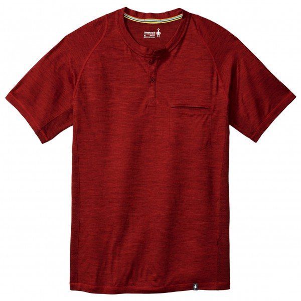 Smartwool - Everyday Exploration S/S Henley - Maglia funzionale