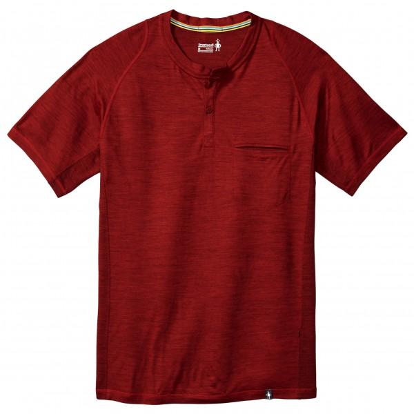 Smartwool - Everyday Exploration S/S Henley - Sport shirt